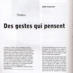 Entre nous soit dit - La revue nouvelle - n° 10 octobre 2005 - 2