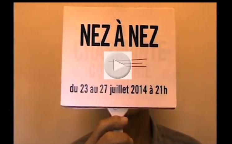 """Mini interview de Vincent Rouche pour """"Nous n'irons pas à Avignon"""""""